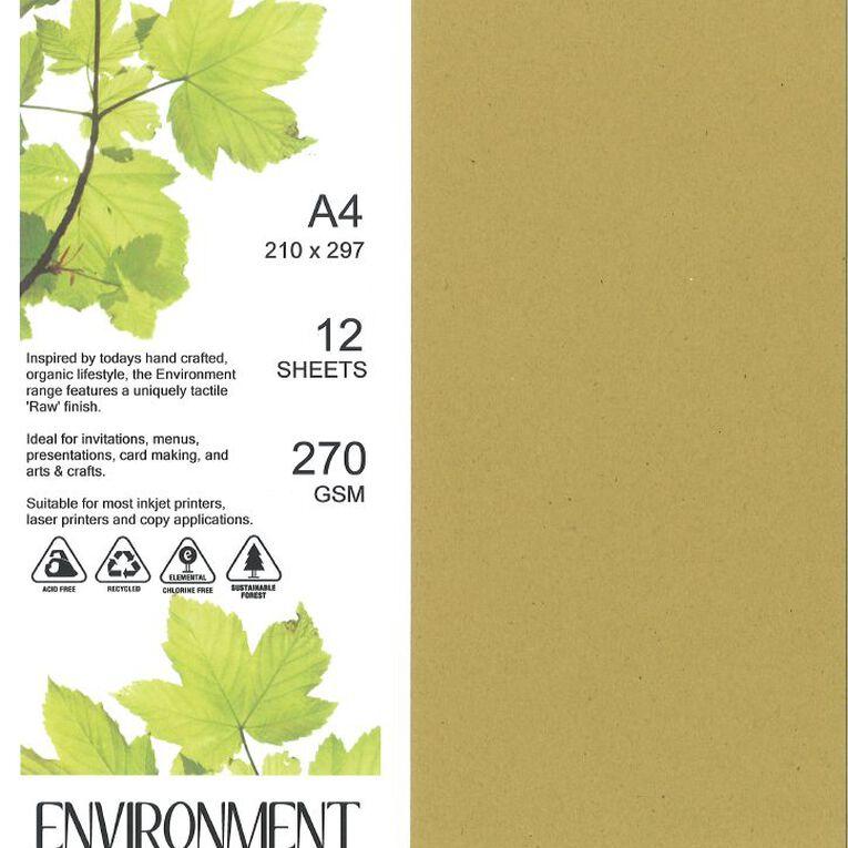 Direct Paper Enviro Board 270gsm 12 Pack Honeycomb A4, , hi-res