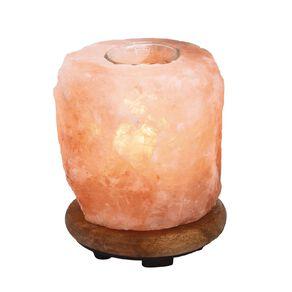 Living & Co Himalayan Aromatherapy Salt Lamp