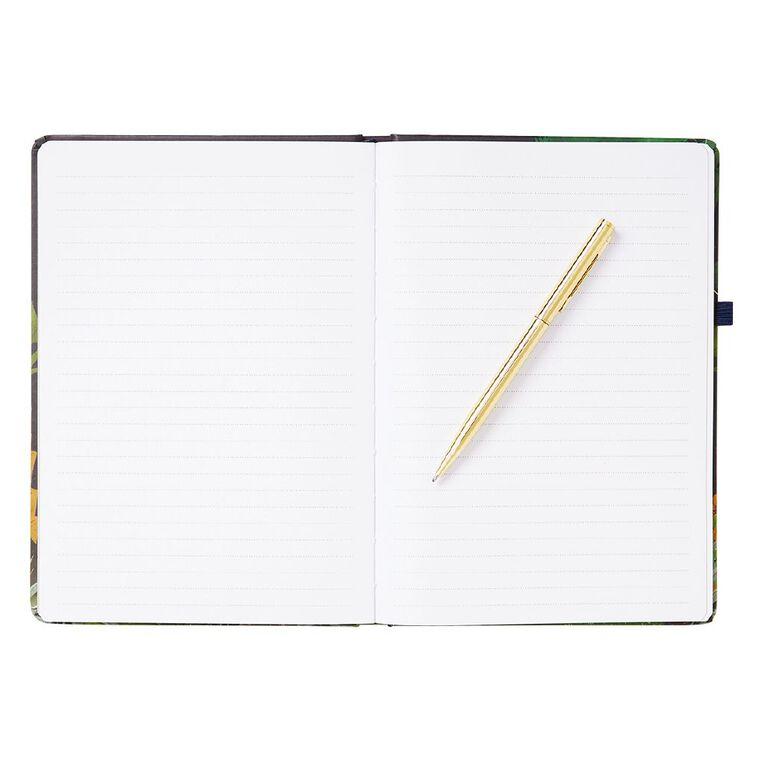 Disney Jungle Book A5 Notebook & Pen Set Navy A5, , hi-res