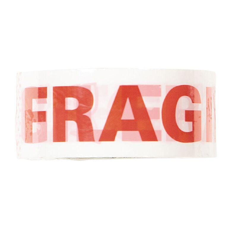 WS Printed Tape Fragile 48mm x 100m, , hi-res
