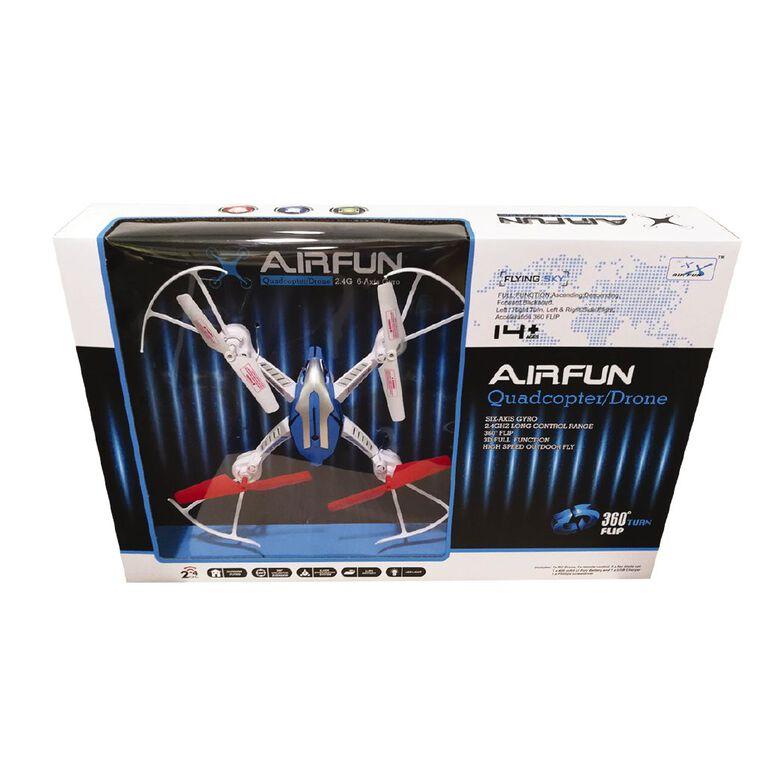 Airfun Quadcopter Remote Control 27cm, , hi-res