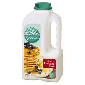 Green's Original Pancake Shaker 375g