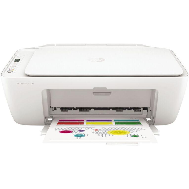 HP DeskJet 2720E AP DM All-in-One Printer White, , hi-res