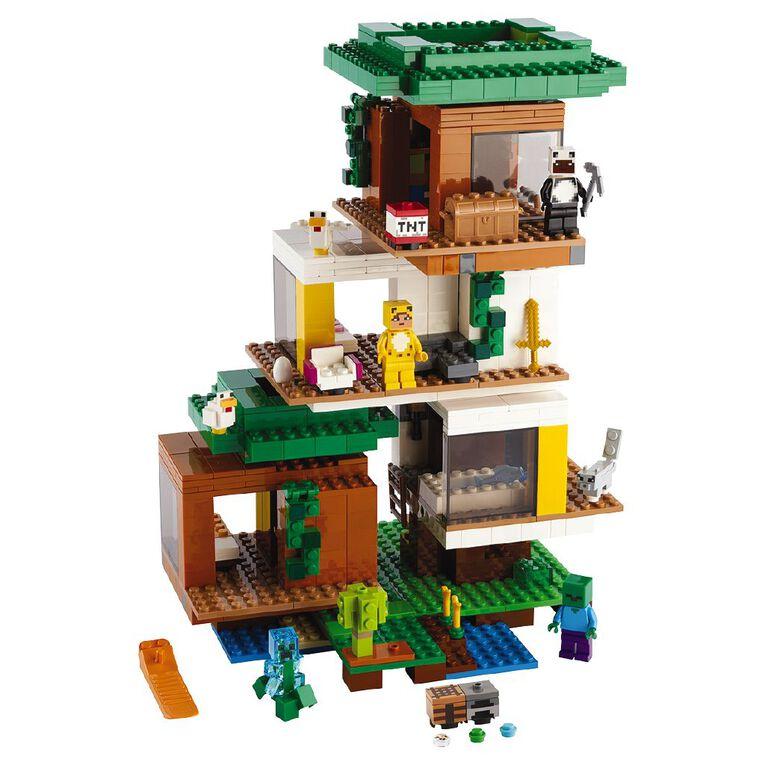 LEGO Minecraft The Modern Treehouse 21174, , hi-res