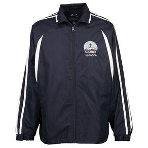 Schooltex Sumner School Senior Track Jacket with Embroidery