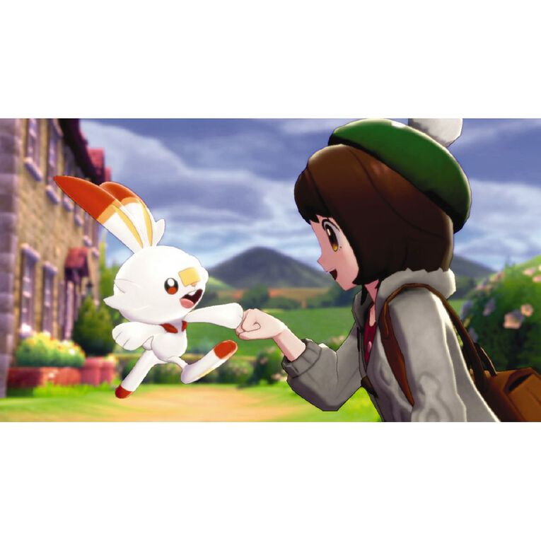 Nintendo Switch Pokemon Sword, , hi-res
