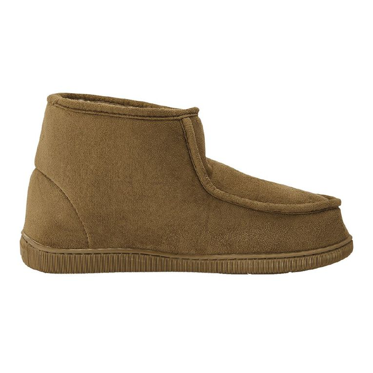 H&H Eli Slipper Boots, Tan, hi-res
