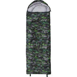 Navigator South Kids' Camo Sleeping Bag