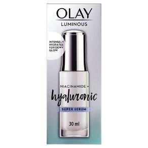 Olay Luminous Super Serum Hyaluronic 30ml