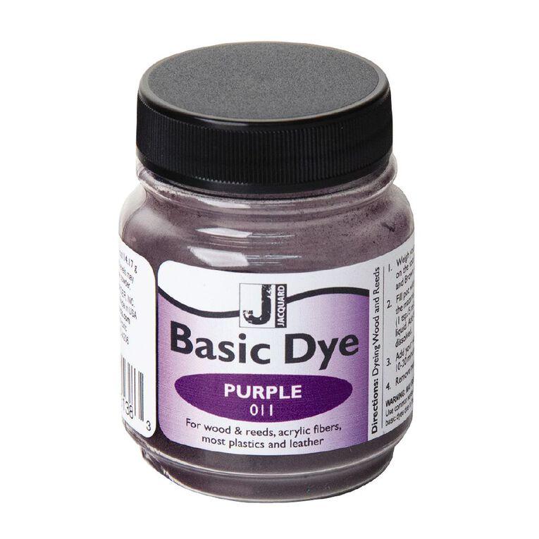 Jacquard Basic Dye 14.17g Purple, , hi-res