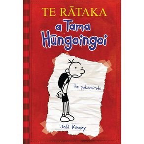 Diary of a Wimpy Kid #1 Te Reo Edition by Jeff Kinney N/A