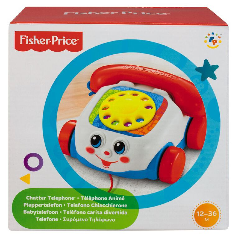 Fisher-Price Chatter Phone, , hi-res