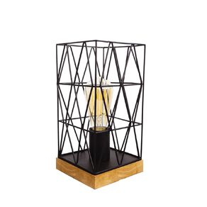 Living & Co Metal Wire Lamp