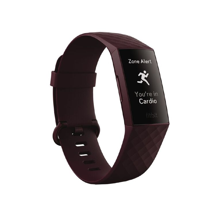 Fitbit Charge 4 Rosewood, , hi-res