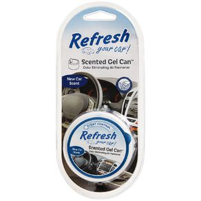 Refresh Your Car Gel Cannister New Car 71g