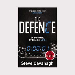 Defence by Steve Cavanagh
