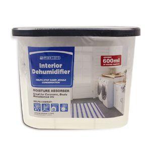 Maxcare Interior Dehumidifier Moisture Absorber 600ml