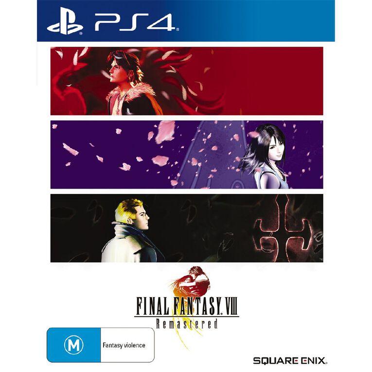 PS4 Final Fantasy VIII Remaster, , hi-res