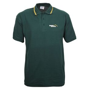 Schooltex Hawera Intermediate Short Sleeve Polo with Embroidery