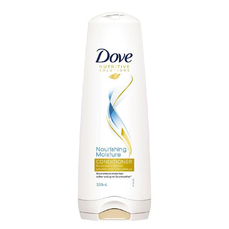 Dove Conditioner Daily Moisture 320ml, , hi-res