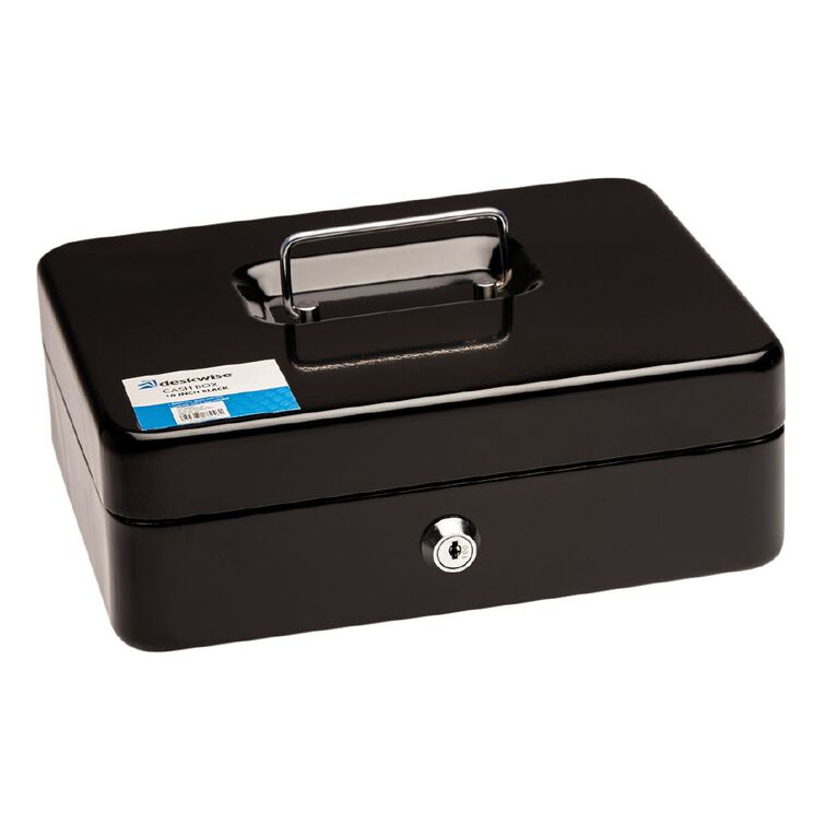 Mako Cash Box Large Black 10 inch, , hi-res