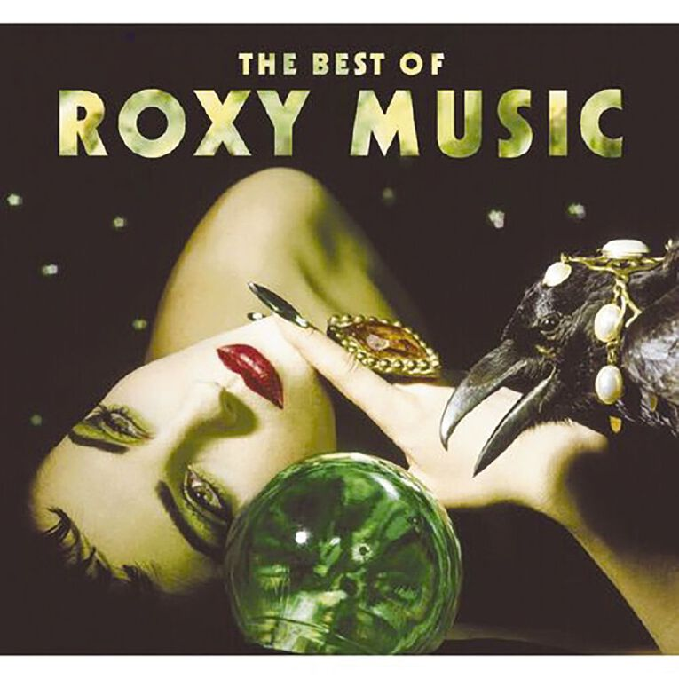 The Best of CD by Roxy Music 1Disc, , hi-res