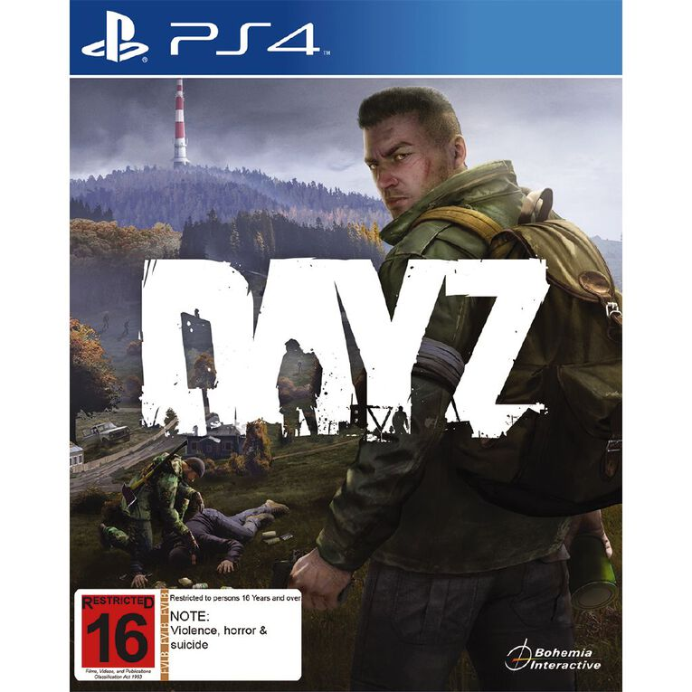 PS4 DayZ, , hi-res
