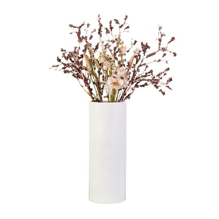 Living & Co Artificial Wild Floral Bouquet Multi-Coloured 52cm, , hi-res