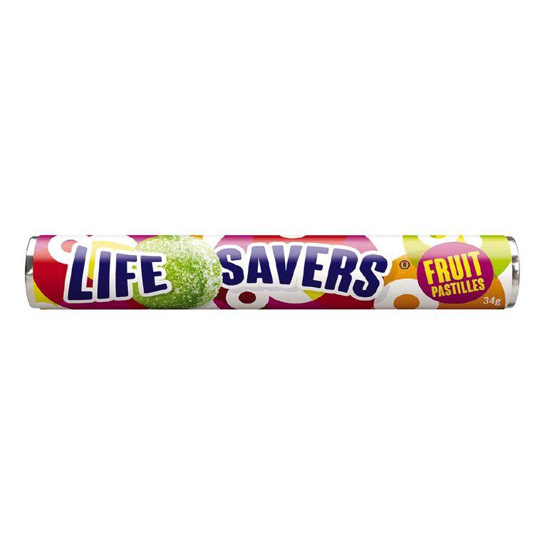 Lifesavers Fruit Pastilles 34g, , hi-res