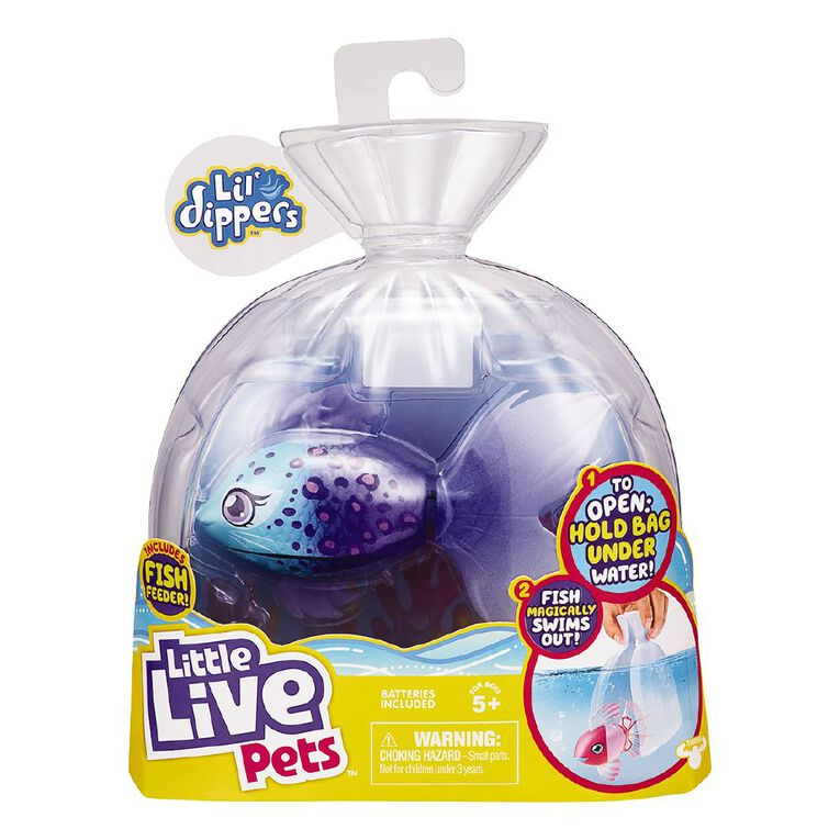 Little Live Pets Bird Single Pack Series10, , hi-res image number null