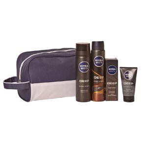 Nivea Men Deep Protect Gift Bag