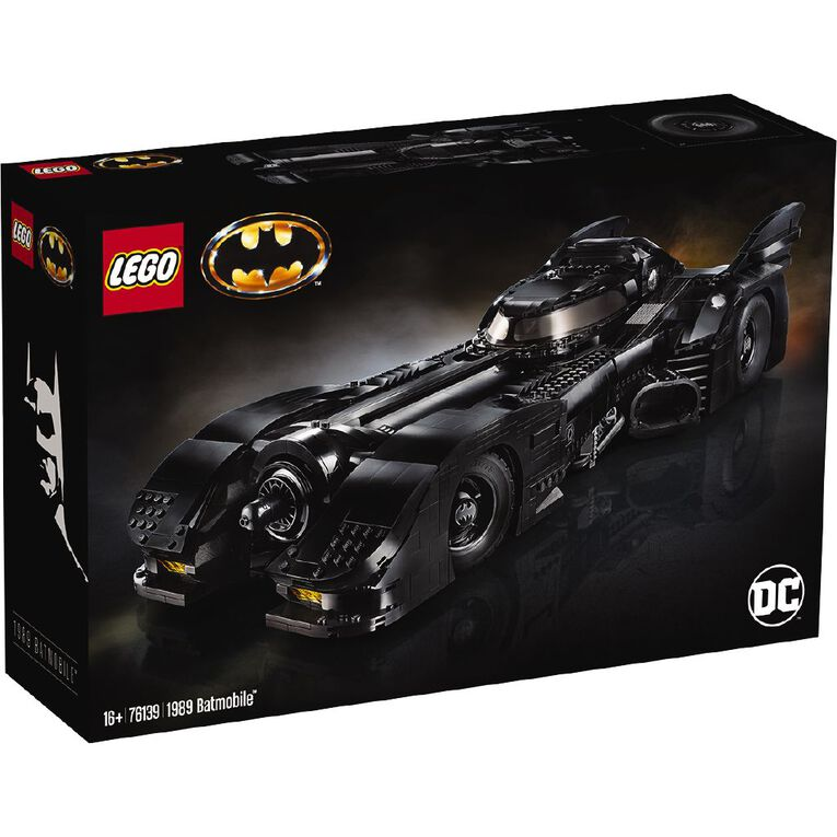 LEGO Super Heroes 1989 Batmobile 76139, , hi-res image number null