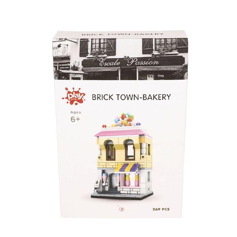 Play Studio Brick Town Assorted, , hi-res
