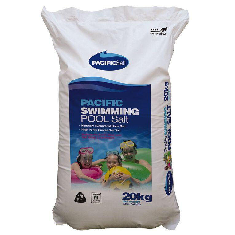 Splash Pacific Refined Swimming Salt 20kg, , hi-res