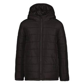 Young Original Plain Puffer Jacket