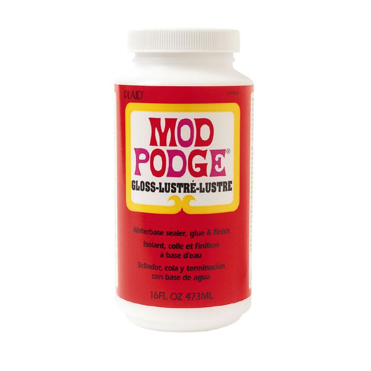 Mod Podge Gloss 16oz Clear, , hi-res