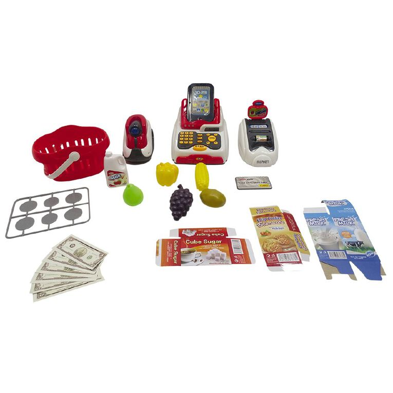 3-in-1 Supermarket Play Set, , hi-res