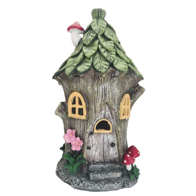 Kiwi Garden Solar Gnome House Home, , hi-res