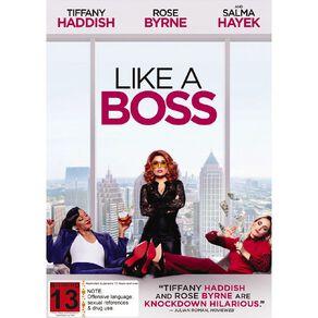 Like A Bo$$ DVD 1Disc