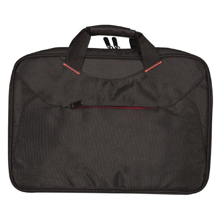Tech.Inc 15.6 inch Notebook Bag with Shoulder Strap, , hi-res