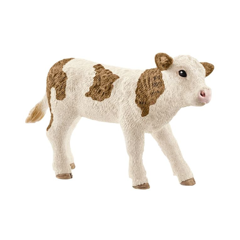 Schleich Simmental Calf, , hi-res