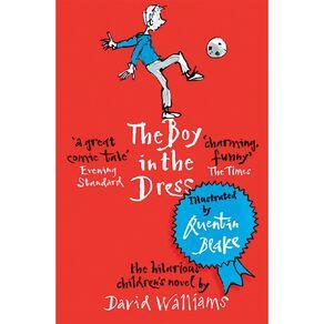 Boy In The Dress David Walliams