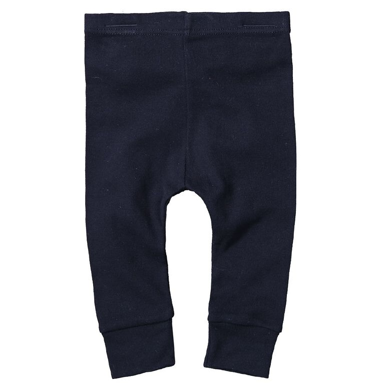 Young Original Infants' Plain Pants, Navy, hi-res image number null