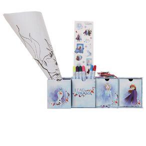 Frozen 2 Poster and Storage Art Set