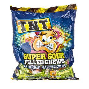 TNT Sour Chews 600g