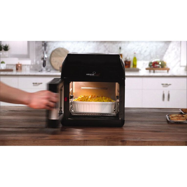 As Seen On TV Miracle Chef Air Fryer Deluxe 7 in 1, , hi-res image number null