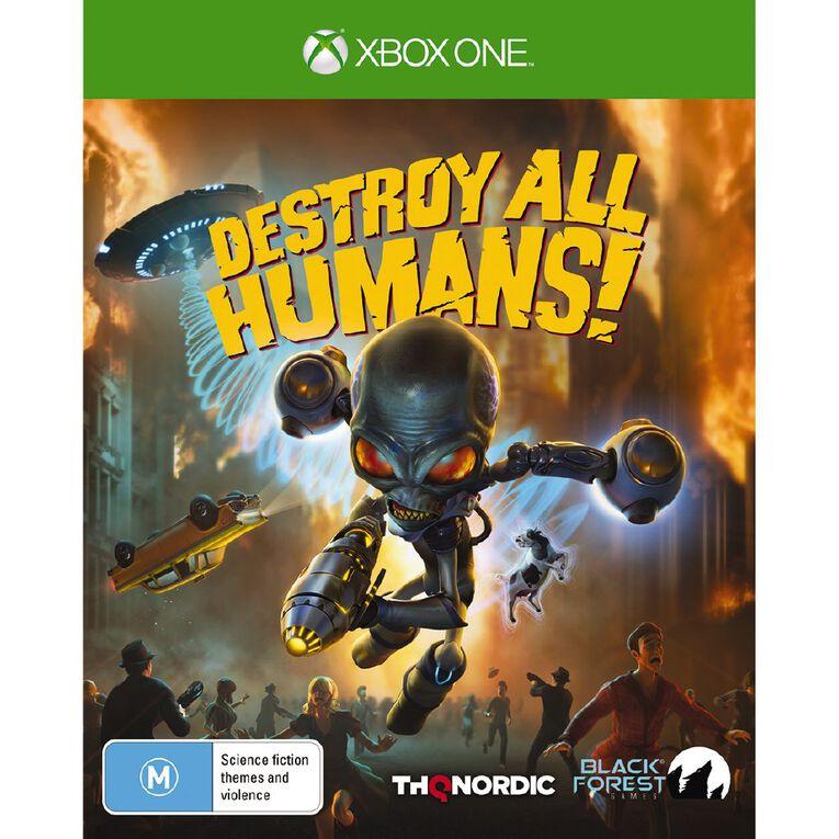 XboxOne Destroy All Humans, , hi-res