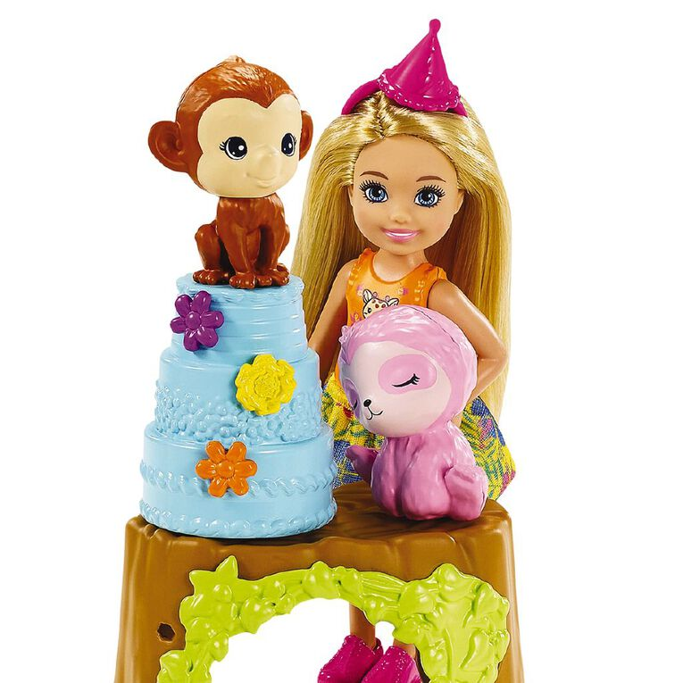 Barbie Chelsea Birthday Surprise Playset, , hi-res