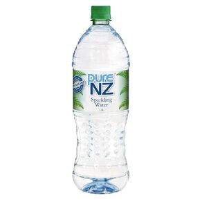 Pure NZ Sparkling Spring Water 1.5L