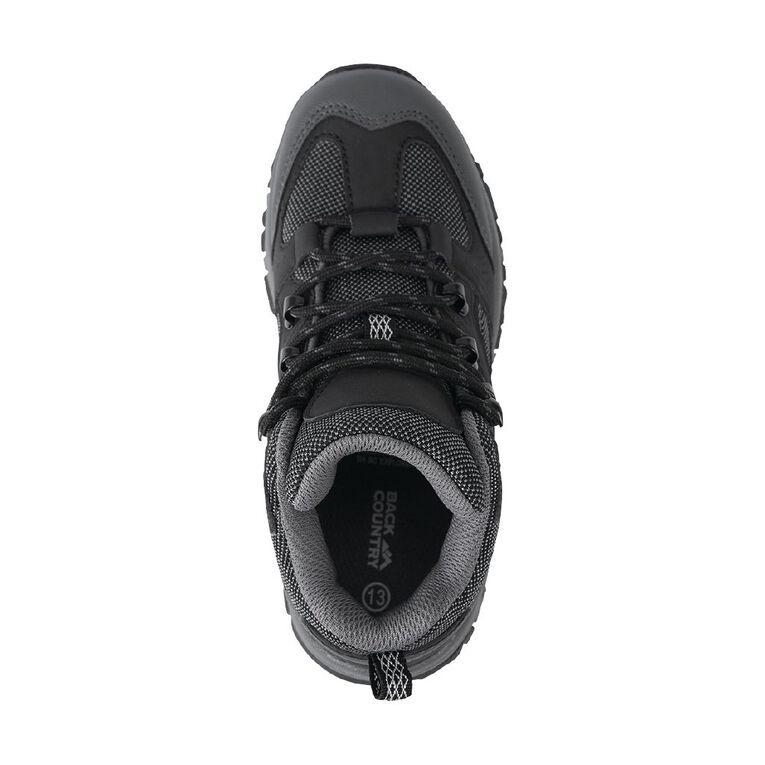 Active Intent Kids' Explorer Shoes, Black, hi-res